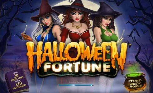 Play slots at Level Up: Level Up featuring the Video Slots Halloween Fortune with a maximum payout of $50,000