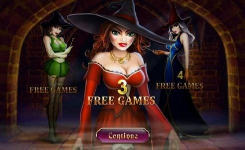 pick a witch to win free games