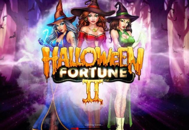 Play slots at Club 777: Club 777 featuring the Video Slots Halloween Fortune II with a maximum payout of $75,000