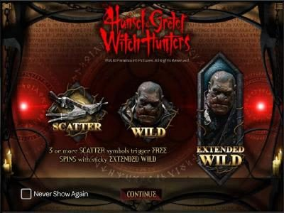 Play slots at Astralbet: Astralbet featuring the Video Slots Hansel & Gretel Witch Hunters with a maximum payout of $30,000