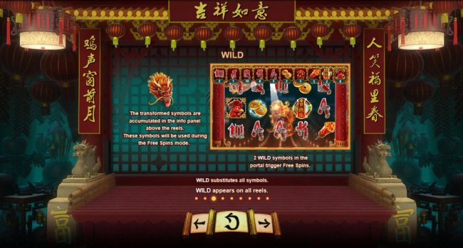 NordiCasino featuring the Video Slots Happy Chinese New Year with a maximum payout of $7,500