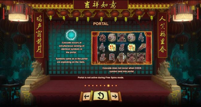 All Wins Casino featuring the Video Slots Happy Chinese New Year with a maximum payout of $7,500