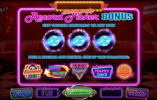 Play slots at Play Club Casino: Play Club Casino featuring the Video Slots Happy Days with a maximum payout of Jackpot