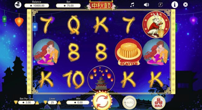 Magik Slots featuring the Video Slots Harvest Fest with a maximum payout of $30,000