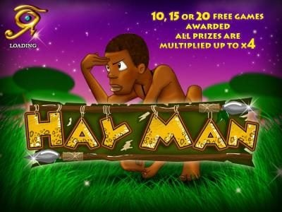 Casinoval featuring the Video Slots Hay Man with a maximum payout of $1,875