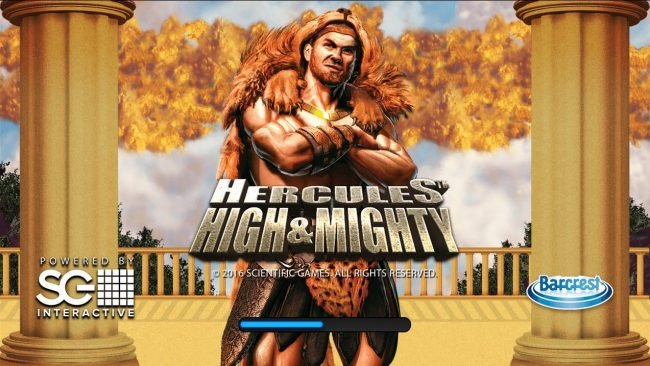 Play slots at Lucky Bets: Lucky Bets featuring the Video Slots Hercules High & Mighty with a maximum payout of $250,000