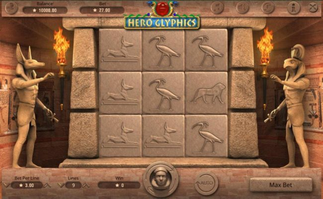 Play slots at Melbet: Melbet featuring the Video Slots Hero Glyphics with a maximum payout of $231