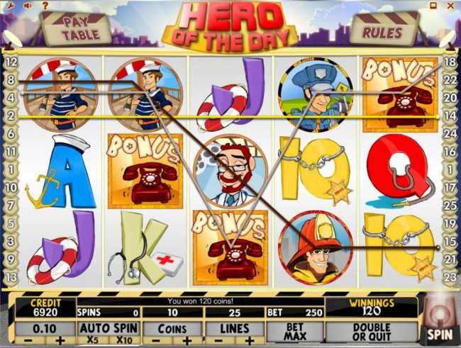 Play slots at Bet Shah: Bet Shah featuring the Video Slots Hero of the Day with a maximum payout of $50,000