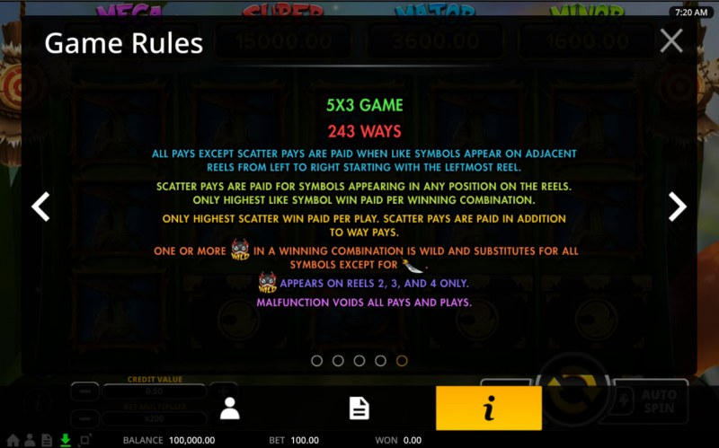 Hachi's Quest of Heroes :: General Game Rules