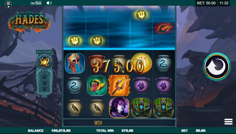 Hades River of Souls :: 2x Multiplier awarded