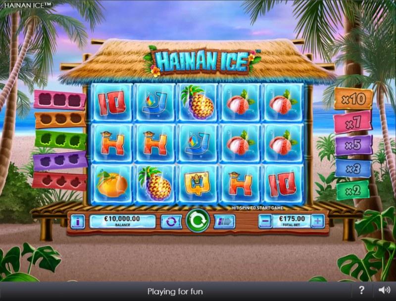 Hainan Ice :: Main Game Board