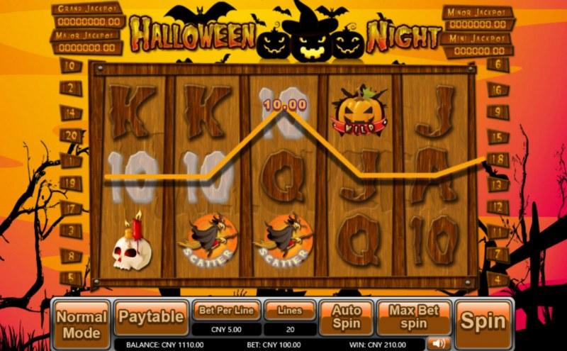 Halloween Night :: Three of a kind