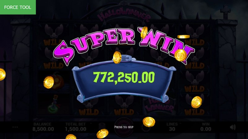 Hallowinner :: Super Win