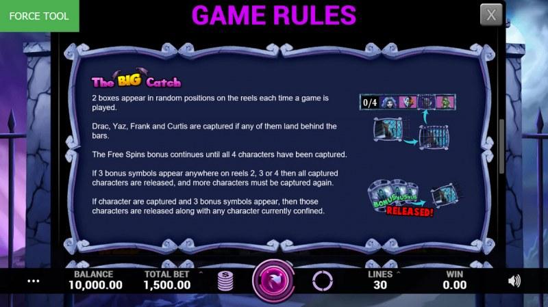 Hallowinner :: Bonus Game Rules
