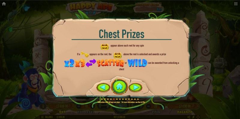 Happy Ape :: Chest Prizes