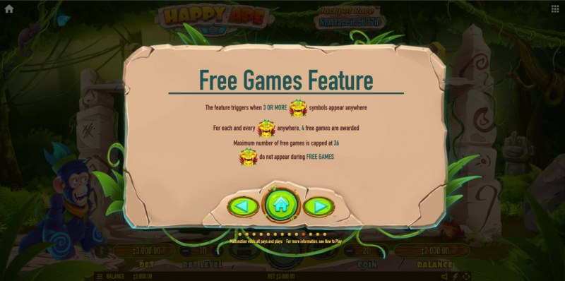 Happy Ape :: Free Game Rules