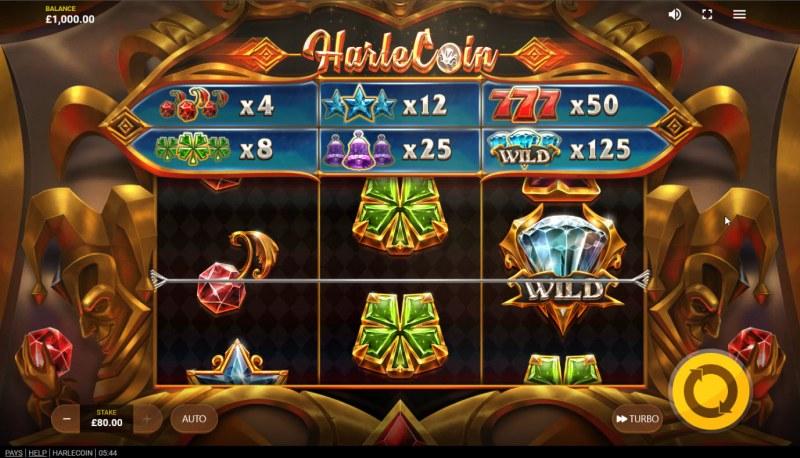 HarleCoin :: Main Game Board