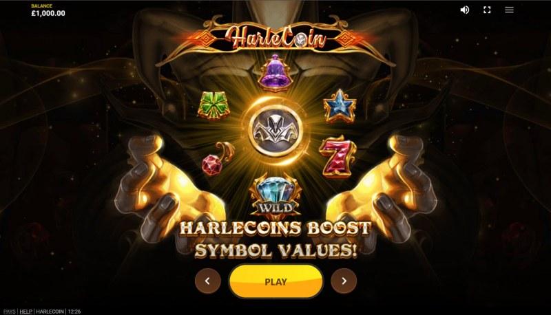 HarleCoin :: Harlecoins Boost Symbol Values