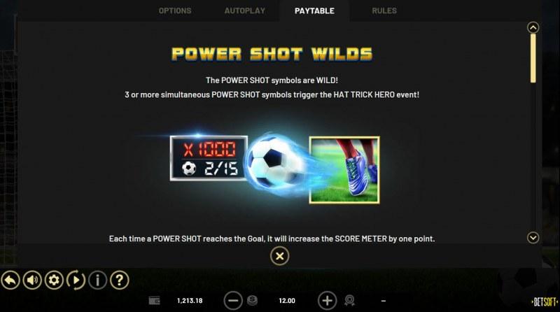Hat Trick Hero :: Power Shot Wilds