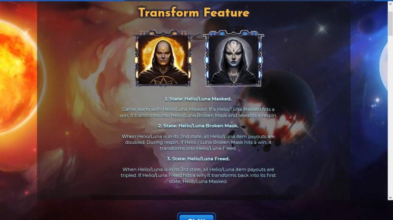 Helio Luna :: Transform Feature