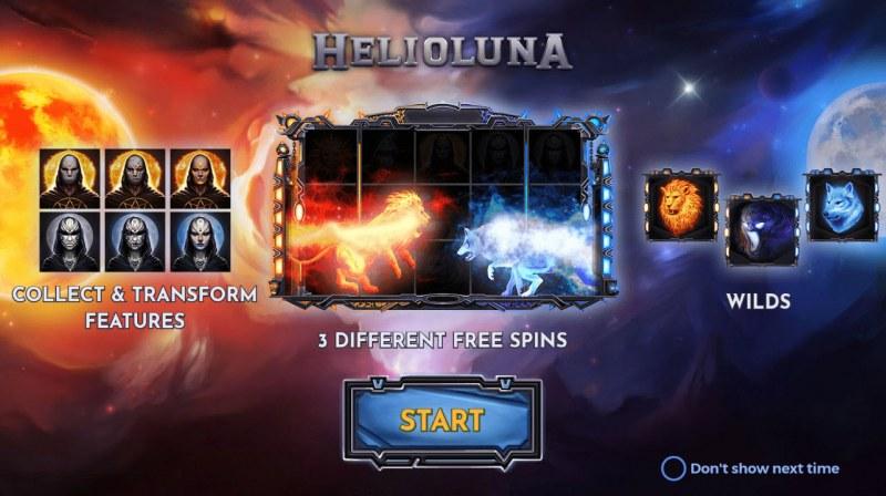 Helio Luna :: Introduction