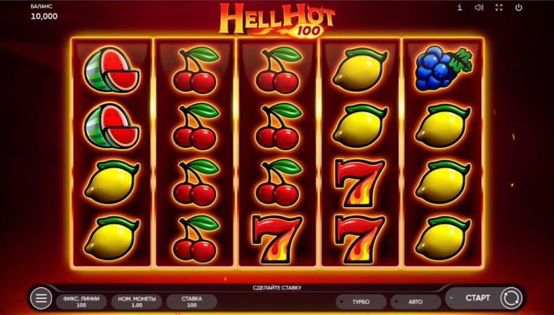 Hell Hot 100 :: Base Game Screen