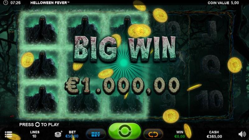 Helloween Fever :: Big Win