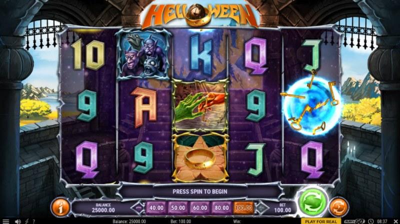 Helloween :: Main Game Board