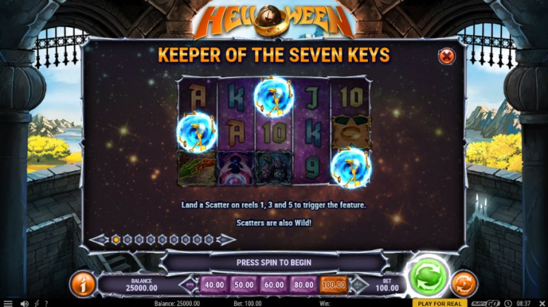 Helloween :: Keeper of the Seven Keys
