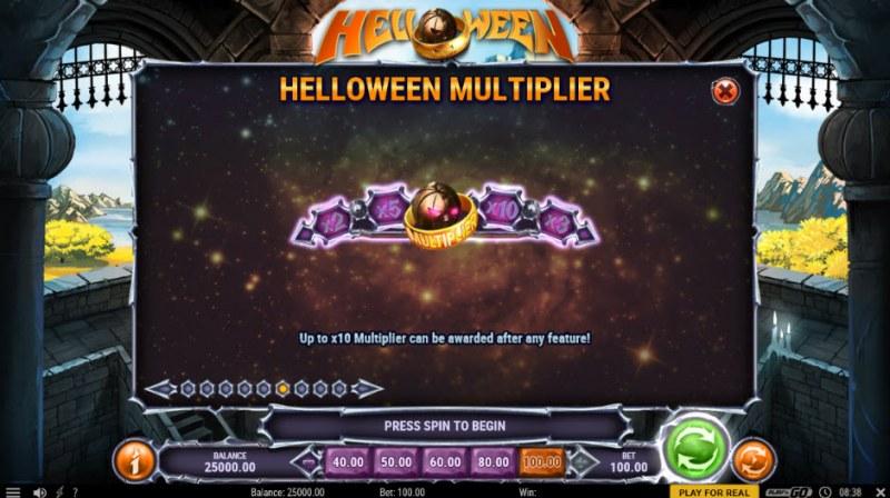 Helloween :: Multiplier