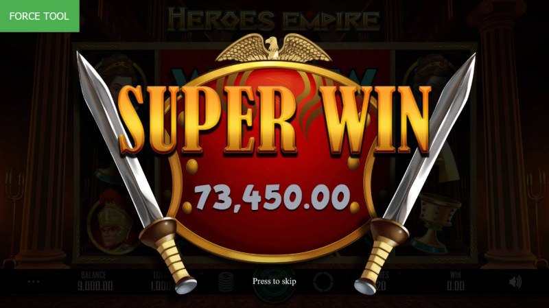 Heroes Empire :: Super Win