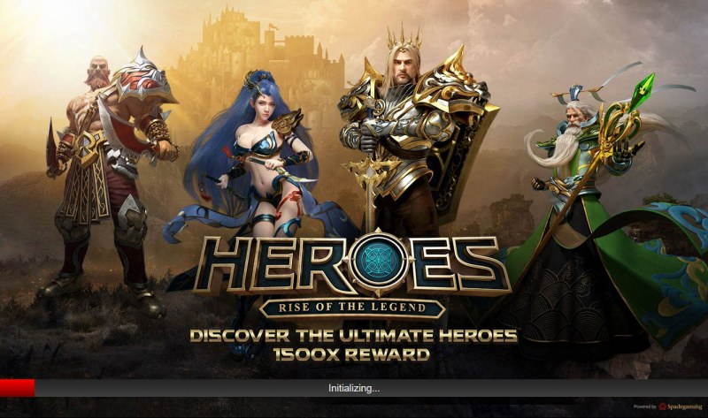 Heroes Rise of the Legend :: Introduction