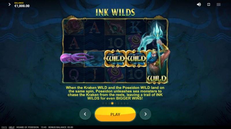 Hoard of Poseidon :: Ink Wilds