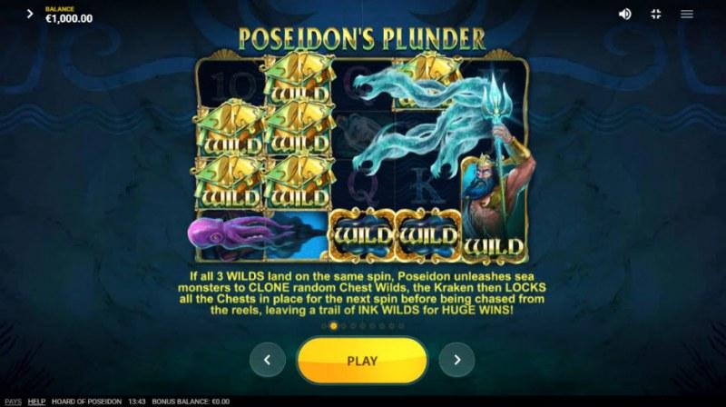 Hoard of Poseidon :: Poseidon's Plunder