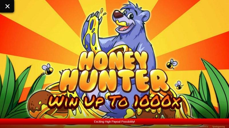 Honey Hunter :: Introduction