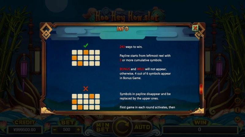 Hoo Hey How Slot :: 243 Ways to Win