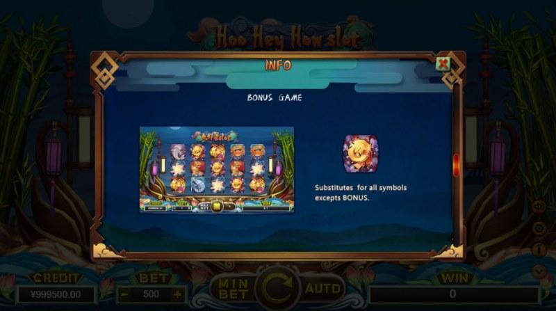 Hoo Hey How Slot :: Wild Symbols Rules
