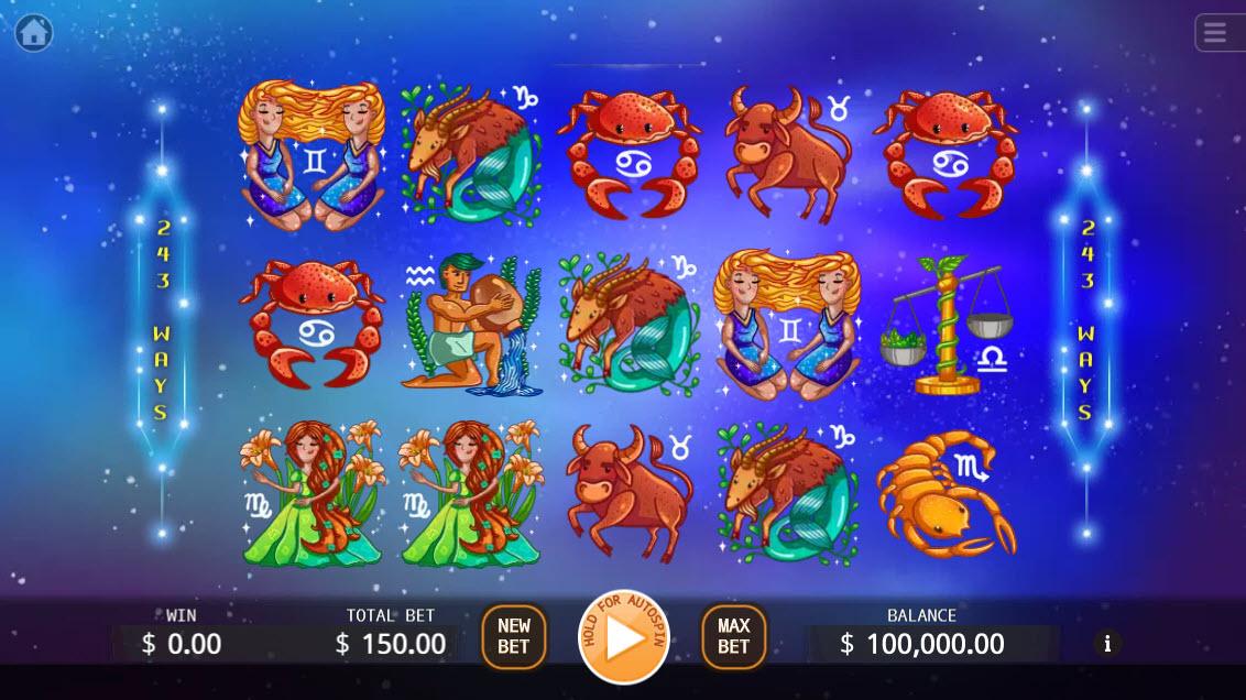 Horoscope :: Main Game Board
