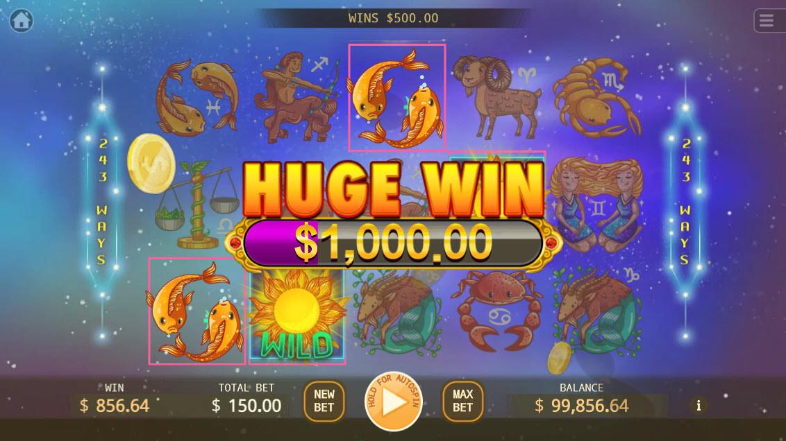 Horoscope :: Mega Win