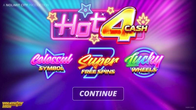 Hot 4 Cash :: Introduction
