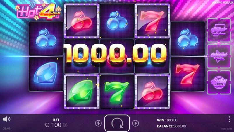 Hot 4 Cash :: Five of a kind