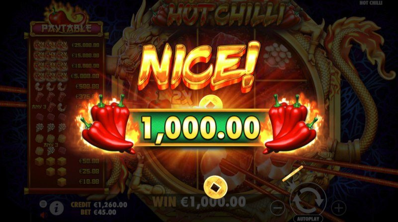 Hot Chilli :: Big Win