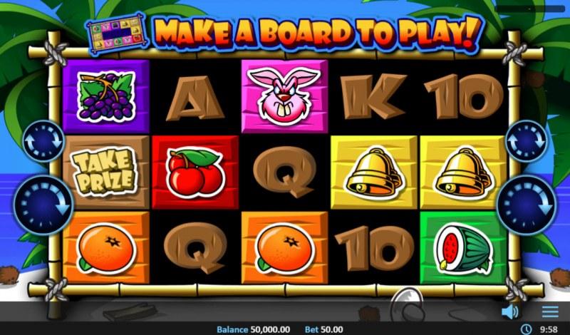 Hot Cross Bunnies Game Changer :: Main Game Board