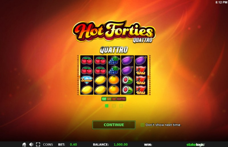 Hot Forties Quattro :: Introduction