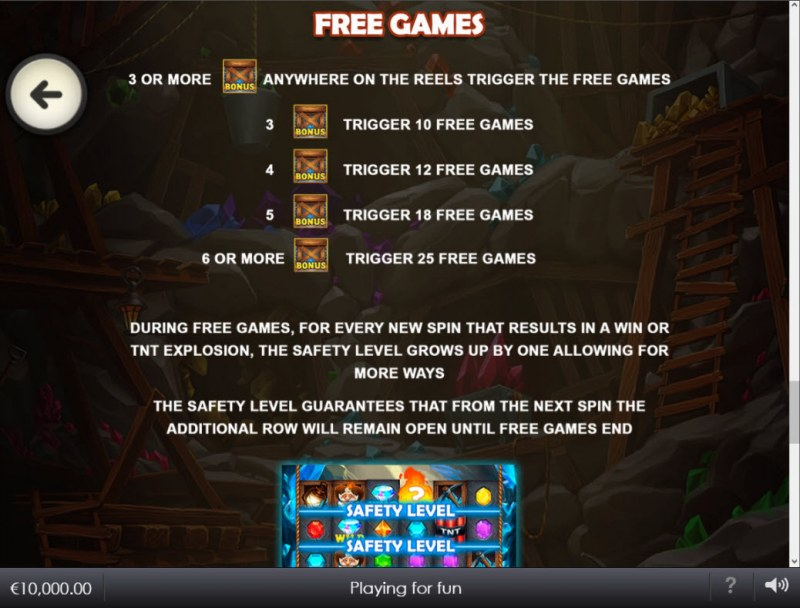 Hot Gems Xtreme :: Free Game Rules