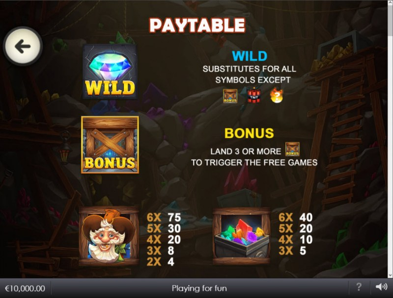 Hot Gems Xtreme :: Wild and Scatter Rules