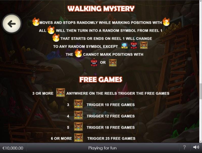 Hot Gems Xtreme :: Walking Mystery