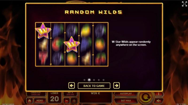 Hot 'n' Fruity :: Random Wilds