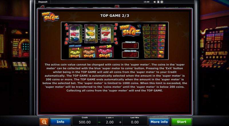 Hot Shot :: Top Game 2/3