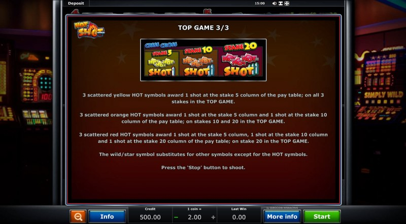 Hot Shot :: Top Game 3/3